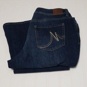 Maurice's Jeans Dark Blue